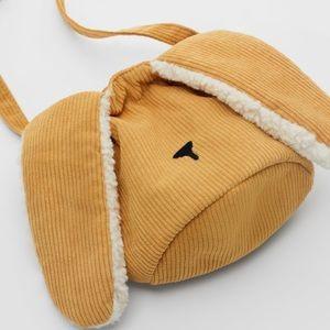 NWT Zara animal crossbody purse bag